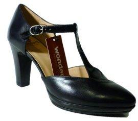 Charleston shoes with heels, by Wonders, spring 2015
