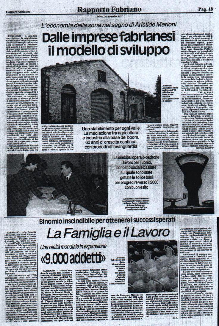 FIM CISL  INDESIT COMPANY MELANO: C'ERA UNA VOLTA...PICCOLA STORIA DI UNA GRANDE DIN...