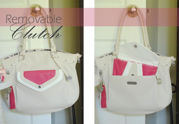 Spring Clean your Purse with Grace Adele |