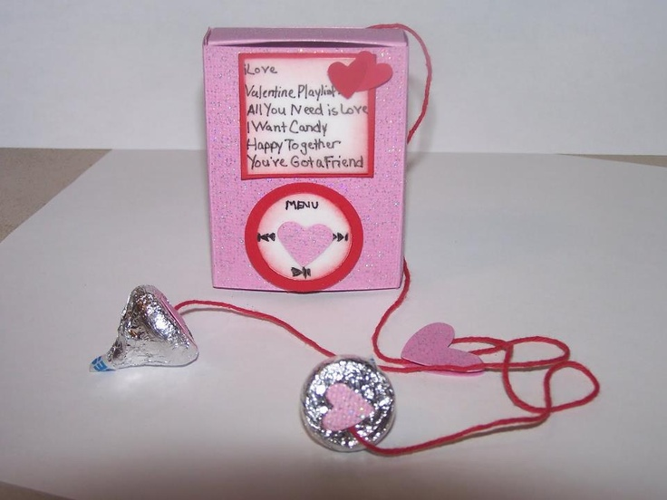cute valintines day box for your children
