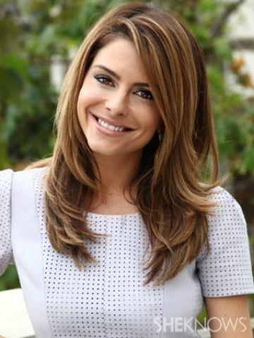 Maria Menounos. Super cute..I love her energy and attitude toward life.