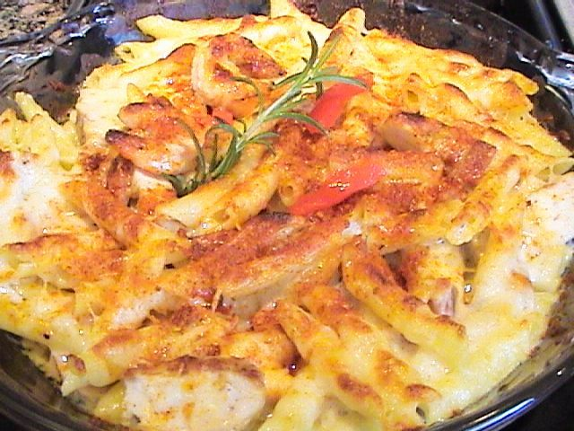 My favorite dish at Macaroni Grill, now I can enjoy it at home. Delicious and a must try in the New Year.