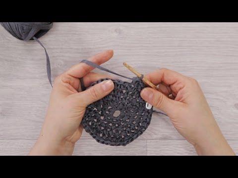 """Phildar """"Au Tricot - DIY"""" : Réaliser des dessous de verre au crochet - YouTube"""