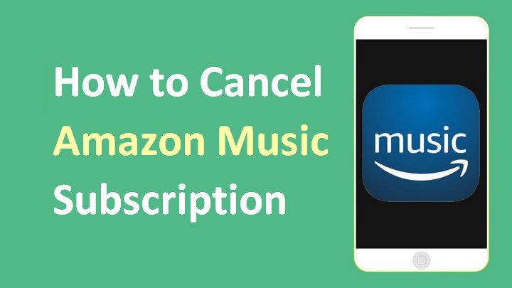 How To Cancel Amazon Music Unlimited Subscription And Keep Them