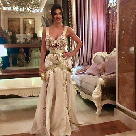 Dana Miricioiu in LOULOU _ Luxury Gala 2016