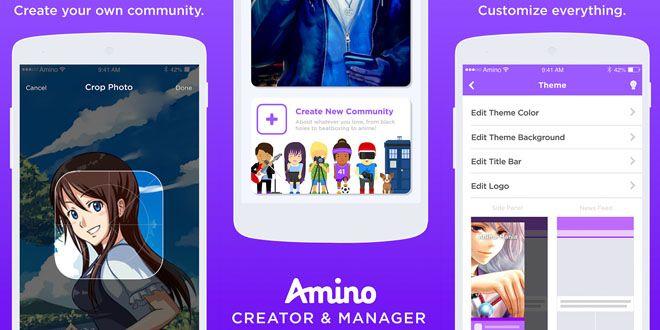 Amino, una app para conocer gente con gustos similares - http://j.mp/29LQs9L - #Amino, #Android, #Apps, #IOS, #Noticias, #RedSocial, #Tecnología