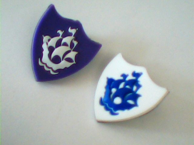 My Blue Peter badges they look great well that's good can't wait for my silver and orange one reminds me got to get a sport one