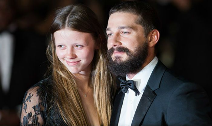 Shia LaBeouf Fiancee: 'Transformers' Actor Engaged...: Shia LaBeouf Fiancee: 'Transformers' Actor Engaged To Girlfriend Mia Goth… #MiaGoth