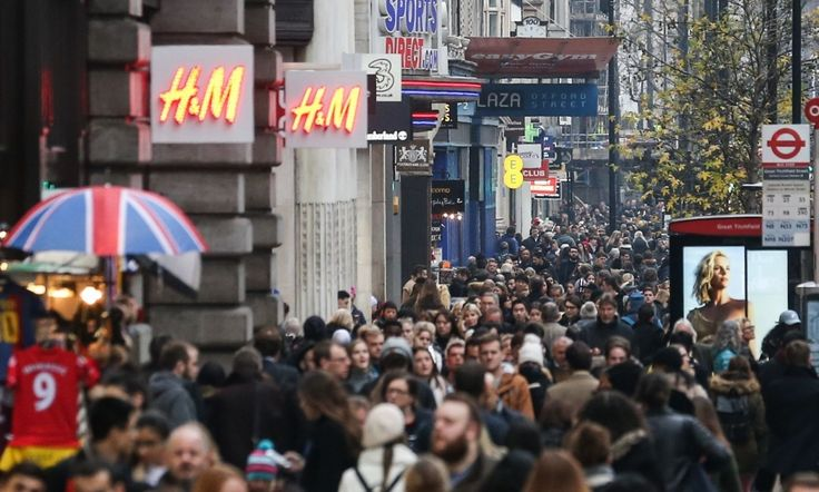 Economic output of London more than double rest of UK