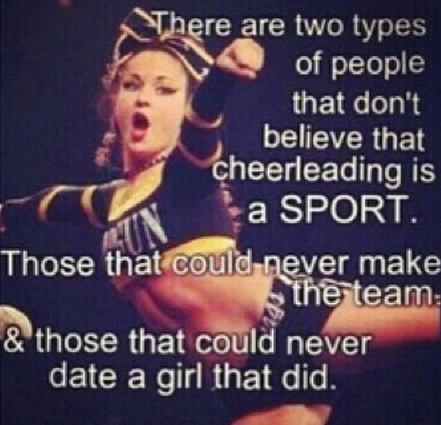 Cheer quotes - Google Search | We Heart It | cheer, sport, and ...