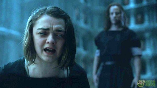 Observation 2: Physical Development This Arya by the end of season 5, she has become blind as punishment for disobeying who she was suppose to kill. She decided to kill Meryn Trent for killing her sword instructor Syrio. So since she disobeyed the many faced God she was rendered blind as punishment for killing someone who was not hers to kill.