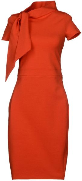 Love this: DSQUARED 2Knee-length Dress @Lyst