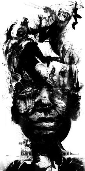 David Banner by Russ Mills