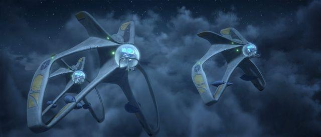 『スター・ウォーズ』のデザインの秘密。スターファイターは恐竜の骨が元!?