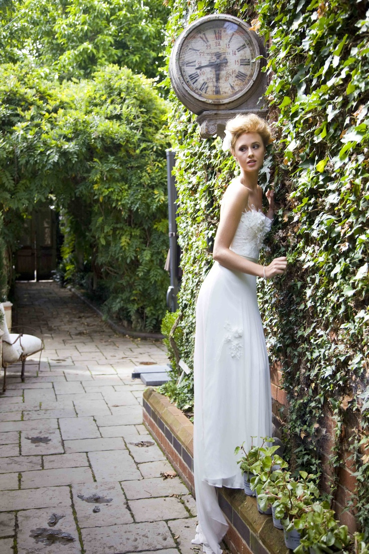 "Sydney Bridal Gowns - Corston Couture's ""Treasured Moments"" Gown"
