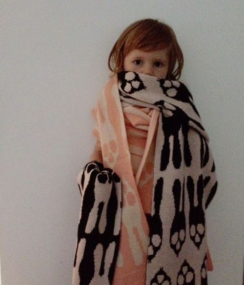 Caroline Bosmans scarves - Petit & Small