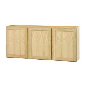 Best Null Assembled 54X24X12 In Wall Kitchen Cabinet In 400 x 300