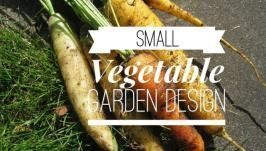 Small Vegetable Garden? Try These Layout Ideas  #Garden #Ideas #layout #Small #