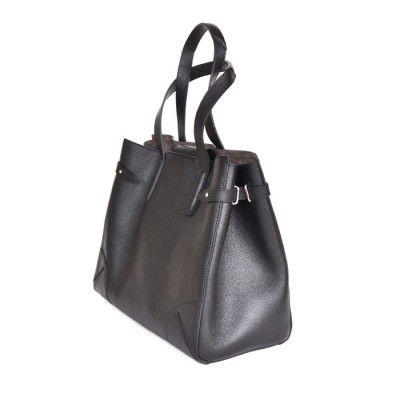 Decadent 328 Double Face Open Bag Black