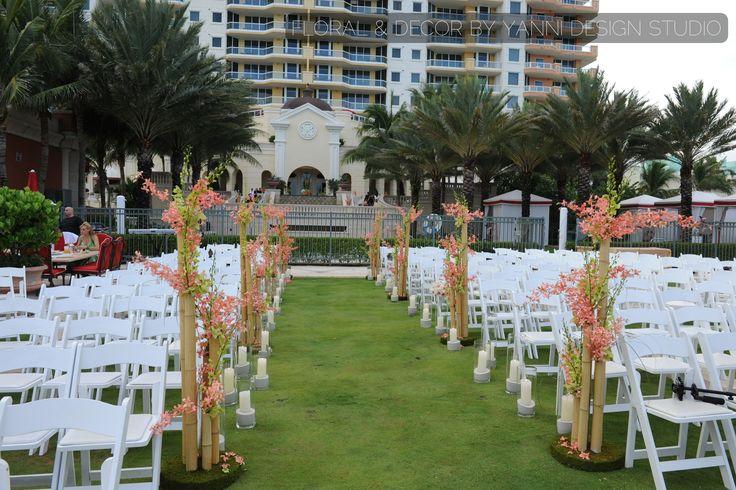 Beach Wedding Ceremony Decorations: 9 Best Images About Outdoor Beach Wedding Ceremony Decor