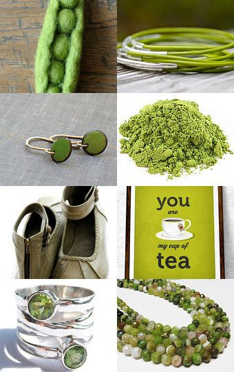 Pea green by Smartyns on Etsy--Pinned with TreasuryPin.com