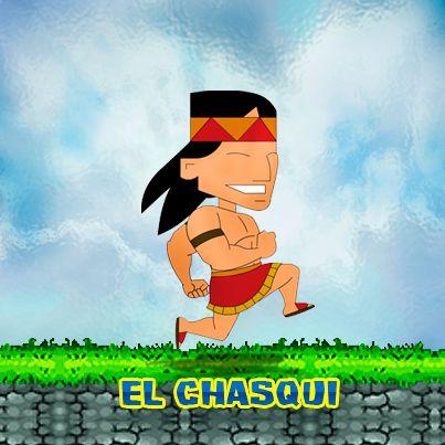Chasqui. #peru #games #chasqui