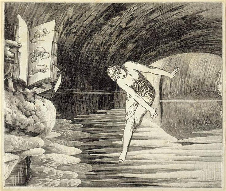 Max Ernst La Troisième Souris Ise On Voit Voler Le Corps D Une