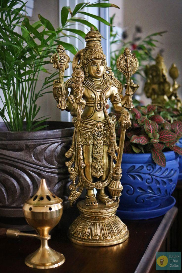 Decorating with Antiques - KadakChaiTalksBlog