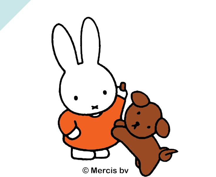 Miffy and Snuffy