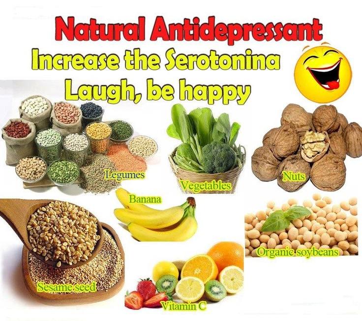 how to raise dopamine and serotonin levels naturally