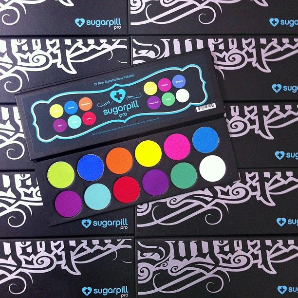 Sugarpill pro pallet coming to their site in November :} I want it even though I have them all.