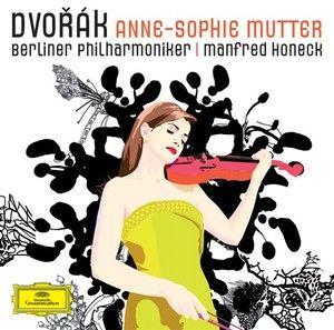 DVORAK Violin Concerto / Anne-Sophie Mutter - Deutsche Grammophon