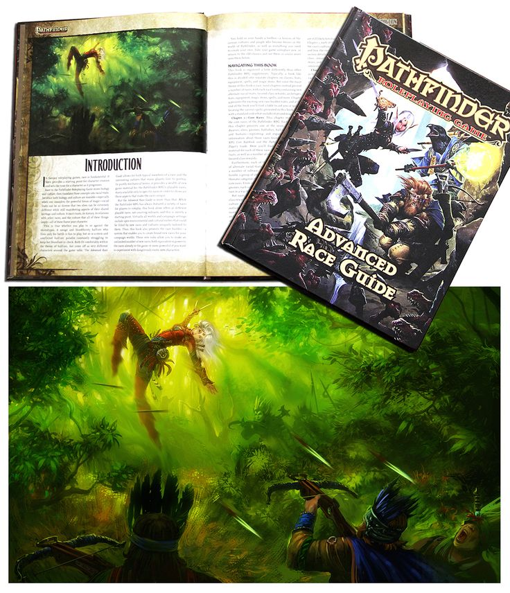 pathfinder roleplaying game advanced race guide pdf