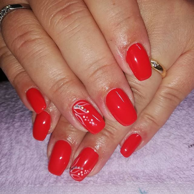 New The 10 Best Nail Ideas Today With Pictures Rossocorallo Followers Rosso Unghierosse Rossounghiepassione Rossoco Nail Colors Fun Nails Manicure
