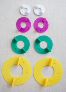 purl soho | products | item | pom pom maker (susan bates)