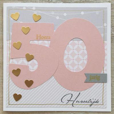 LindaCrea: Alles is Liefde #12 - 50 Jaar Getrouwd!