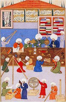 Taqi al din. 22 OCAK 1580 - İstanbul Rasathanesi III. Murat tarafından yıktırıldı.