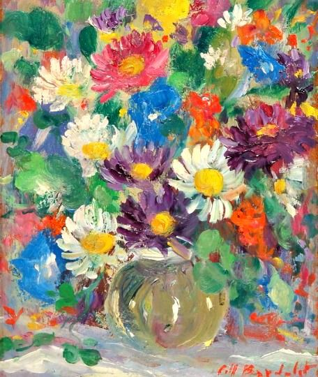 Josep Coll Bardolet Bouquet of Flowers 20th century