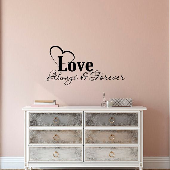 13 best Written wall Decals images on Pinterest | Wall ...