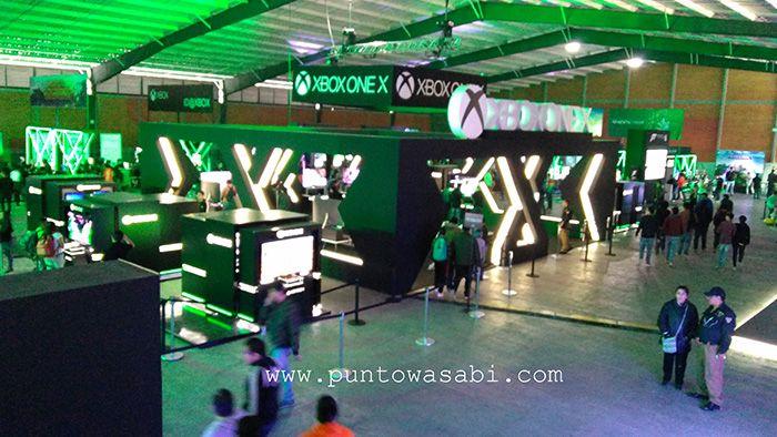 El Xbox Fan Fest 2017