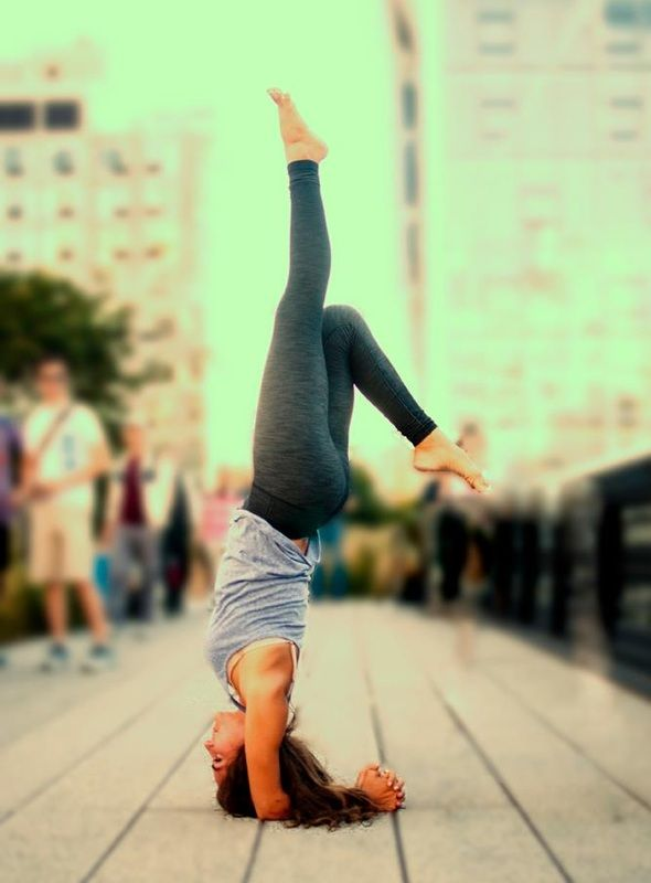 forearm balance in the street