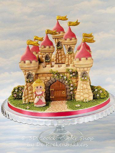 Gingerbread Castle | Flickr - Photo Sharing!