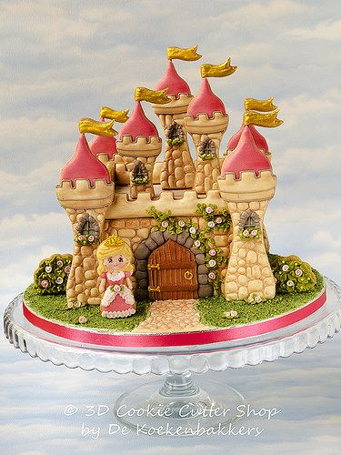 Gingerbread Castle | Flickr - Photo Sharing!