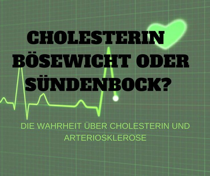 Cholesterin – Bösewicht oder Sündenbock? Die Wahrheit über Cholesterin und Arteriosklerose