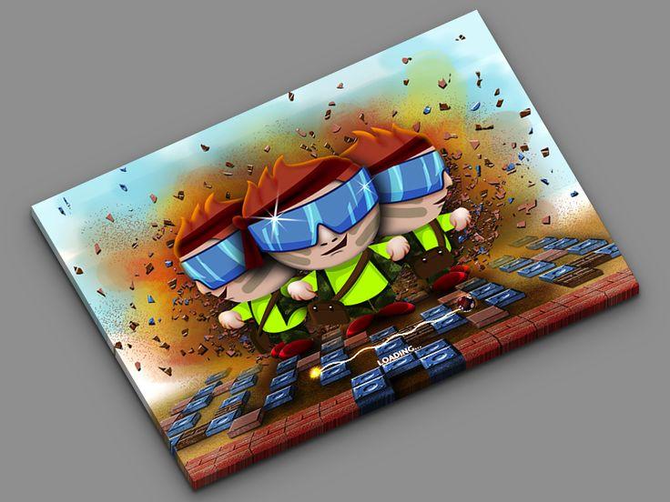 Bomberman is Loading... by navneeτ