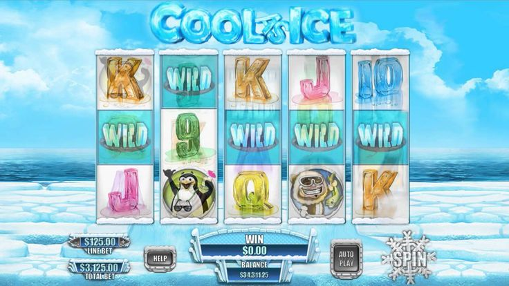 Cool As Ice Video Slot