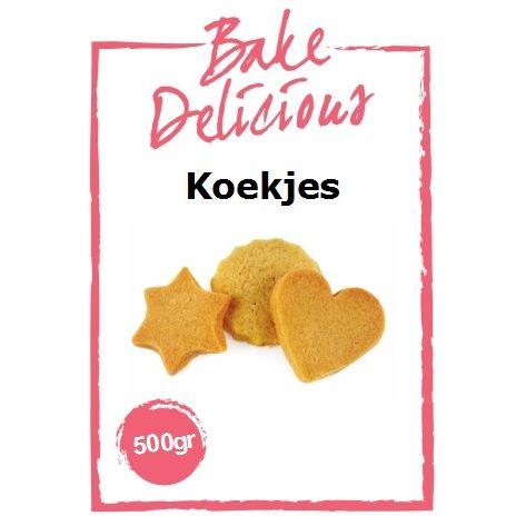 Bake Delicious Mix voor Koekjes