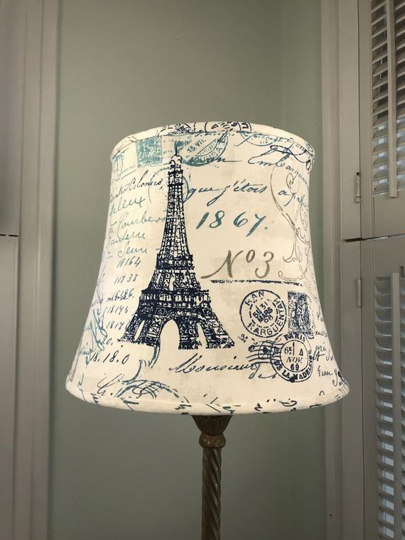 French Lamp Shade Eiffel Tower Lamp Shade Paris Lamp Shade Medium Lamp Shade Free Shipping Continental U French Lamp Shades Eiffel Tower Lamp French Lamp