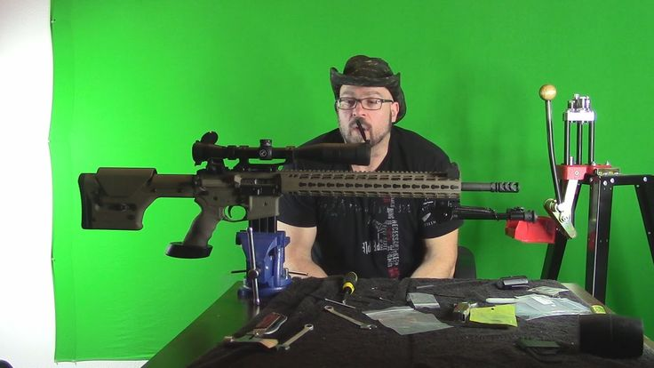 Vivian My Daniel Defense Barreled AR-15 Needs More Precision Part 3 - Ad...