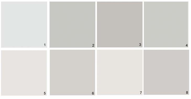 65 best dusky summer colors images on pinterest color for American white benjamin moore